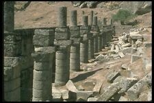 098022 Ruins City Visited By Alexander The Great Alinda Turkey A4 Photo Print