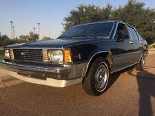 1982 Chevrolet Citation