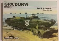 Squadron Signal publications,  GPA/DUKW amphibious vehicles