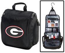 Georgia Bulldogs Toiletry Bag UGA Travel Organizer PERFECT FOR MEN OR WOMEN!