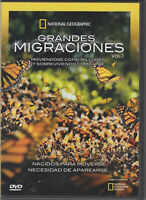 *National Geographic: Grandes Migraciones V. 1 (DVD)