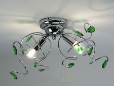 Plafoniere In Cristallo Molato : Lampadari da soffitto di cristallo bagno acquisti online su ebay