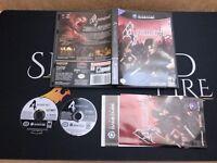 Resident Evil 4 - Nintendo Gamecube TESTED/WORKING NTSC