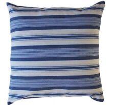 "Striped Square Decorative Cushions & Pillows 20x20"" Size"