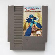 Mega Man In Mushroom Kingdom rom hack NES Nintendo USA NTSC video game cartridge