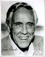 JASON ROBARDS JSA COA HAND SIGNED 8X10 PHOTO AUTHENTICATED AUTOGRAPH