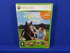 Xbox 360 MY HORSE & ME 2 Care, Prepare, Win PAL English REGION FREE