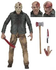 Friday the 13th - 1/4 Scale Action Figure - Part 4 Jason - NECA