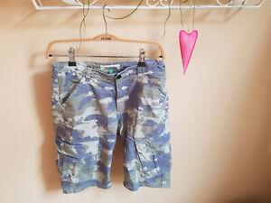 Vingino Shorts,camouflage,Gr. 14