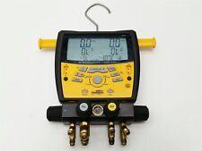 Fieldpiece Sman4 Sman 4 Hvac Hvacr Wireless 4 Port Digital Vacuum Gauge Manifold