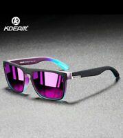 Occhiali da Sole Polarizzati  Kdeam HD 156 Protezione UV 400 per uomo e donne
