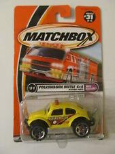 Matchbox - Volkswagen Beetle 4x4 (Desert Rescue) - Sealed - Light Wear