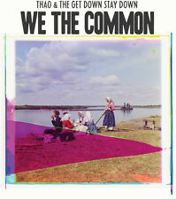Thao Nguyen, Thao & the Get Down Stay Down - We the Common [New CD]