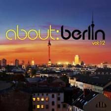 About: Berlin Vol: 12 (4fach Vinyl) von Various Artists (2015)