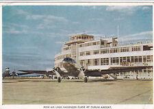 Irish Air Lines Passenger Plane (prop), Airport , Dublin , Ireland , 30-50s