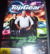 Top Gear Complete Series 22 (Jeremy Clarkson) (Australia Region 4) DVD - NEW