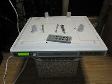 Philips Aj6111/37 Kitchen Clock with Fm/Am Radio Cd & Timer w/ Hardware & Remote