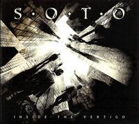 S.O.T.O Intérieur The Vertigo (2015) 12-track Album CD digipak Neuf/Scellé