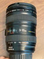 Canon EF 24-105mm f/4L L IS USM Lens