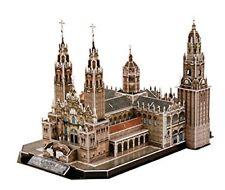 Cubicfun puzzle 3D catedral de Santiago (cpa Toy Mc184)