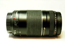 Canon EF Zoom 75-300 III USM