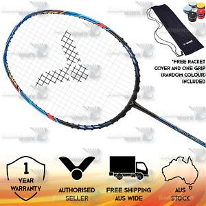 VICTOR Badminton Racket Thruster F Falcon TK-F Tai Tzu Ying Racket World No.1