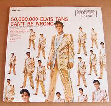 Elvis Presley Collectors Gold Vinyl Edition Vol 2  XLPE-2075 Factory Sealed MINT