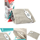 Milliard Electric Heating Pad – Heat Pad for Back Pain Relief, Neck and Shoul...