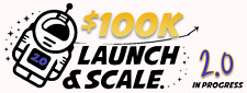 Charlie Brandt – 100k Launch & Scale Academy 2.0 worth $697