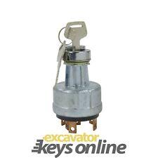 Sumitomo Sh Series Excavators Ignition Switch Part Number Khr3077