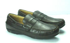 Men's Sperry Top-Sider Gold Cup ASV Driver Brown Penny Loafer Shoe Size 8