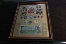1967 The Centennial Collection framed