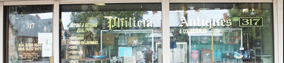 Philicia Antiques