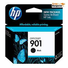 HP 901 CC653AE Black Ink Cartridge, New Genuine Original OfficeJet 4500 J4500