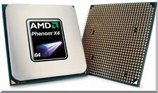 AMD PHENOM X4 9600 - HD9600WCJ4BGD - 4x2.3Ghz - SOCKEL AM2/AM2+ - CPU