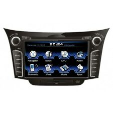 ESX vn710-hy-i30-dab GPS intégr. DAB+ Tuner pour Hyundai i30 (GD, 2011 >)