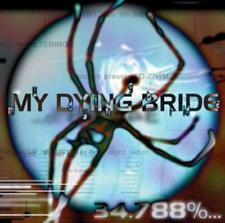 My Dying Bride - 34.788% Complete (Limited Edition) [Vinyl LP] - NEU