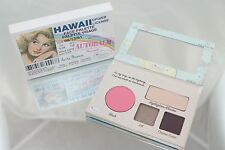 The Balm Hawaii Autobalm Driver License Face Palette Eye Shadow Brand New