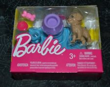 2018 BARBIE PET PUPPY AND ACCESSORIES FHY70