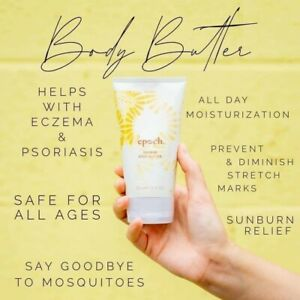 Nu Skin Nuskin Epoch Baobab Body Butter