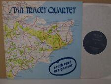 STAN TRACEY QUARTET - South East Assignment 1980 Jazz LP (Art Themen) Vinyl NM