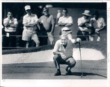 1988 World Golf HOF Arnold Palmer at Senior PGA Tour Press Photo