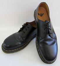 NEW Dr. Doc Martens Black Oxford Shoes Sz 12