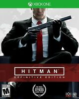 Hitman: Difinitve Edition for Xbox One [New Xbox One]