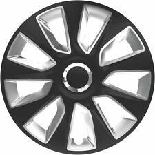 "4X 15"" pulgadas rueda Stratos RC Adornos Tapacubos Cubierta Para RENAULT SCENIC X MOD 13-ON"