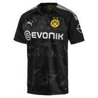 Puma Fußball BVB Borussia Dortmund Herren Away Trikot 2019 2020 Auswärtstrikot