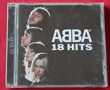 Abba, 18 hits, CD