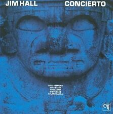 JIM HALL - CONCIERTO NEW CD