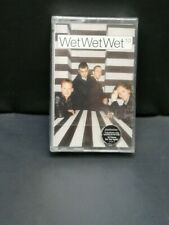 Wet wet wet 10 Cassette Tape Brand New Sealed