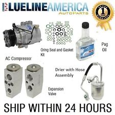 NEW AC GM Scroll COMPRESSOR KIT 10715 FIT 2004 2005 2005 2006 2007 Saturn Vue
